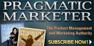 Pragmatic Marketer – Subscribe Ad