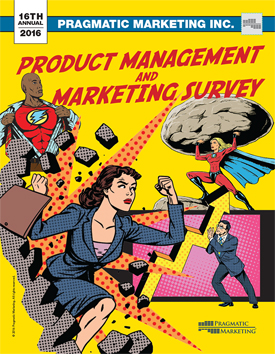 2012-2013 Annual Product Management and Marketing Survey