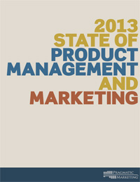 Pragmatic Marketing's 13th Annual Product Management and Marketing Survey Now Available