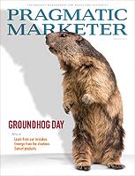 Pragmatic Marketer Volume 12 Issue 1