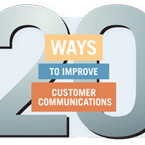 20 Ways to Improve Customer Communications