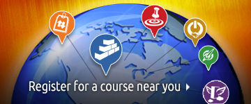 Register for a course near you